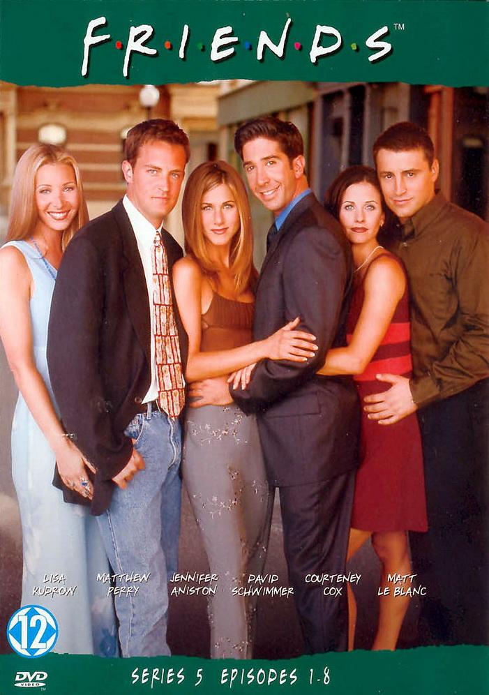 Download Subtitles For Friends Season 5